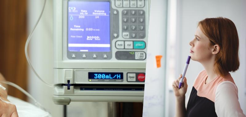 Medische Technologie in Control